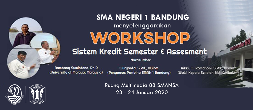 Workshop: Sistem Kredit Semester dan Assesment