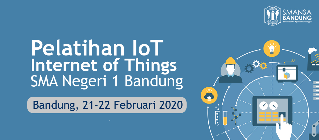 Pelatihan IoT (Internet of Things) SMANSA