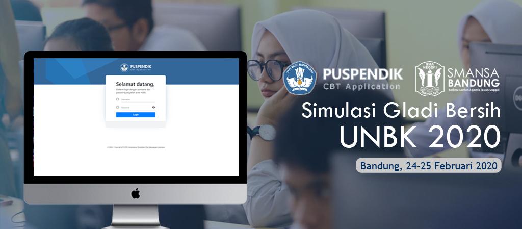Simulasi #2 UNBK 2020 Kelas XII