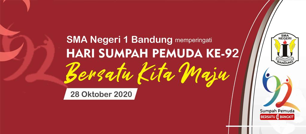 SMAN 1 Bandung memperingati Hari Sumpah Pemuda ke-92